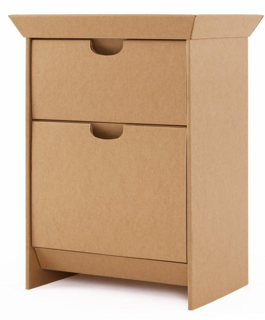 Eco-friendly File Drawer
